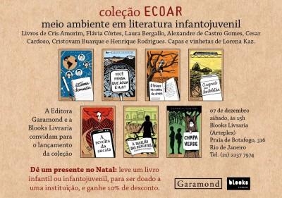 convite ecoar