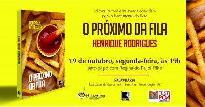 19.10 O PRÓXIMO DA FILA - POA - PALAVRARIA